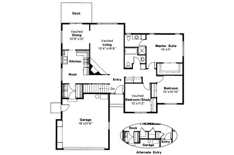 floor plans traditional house plans ventura 10 063 associated designs