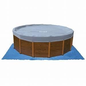 Piscine Bois Ronde : intex sequoia piscine tubulaire ronde aspect bois 4 78 x 1 24 m francky shop com ~ Farleysfitness.com Idées de Décoration