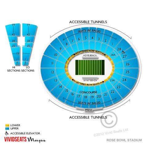 rose bowl stadium  official ticket reseller