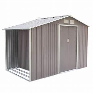 Abri De Jardin Bois 6m2 : abri de jardin metal avec abri b ches ventoux 6m2 concept usine ~ Farleysfitness.com Idées de Décoration