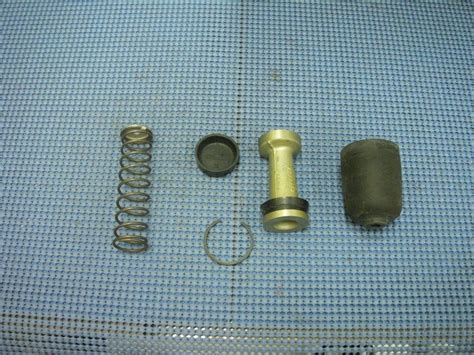 Chevrolet Clutch Brake Master Cylinder