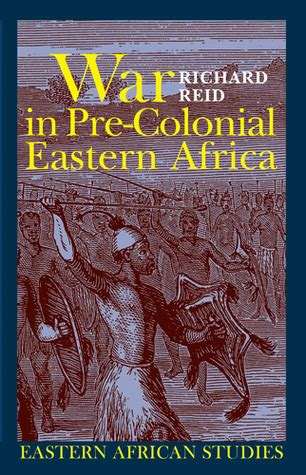 war  pre colonial eastern africa  patterns