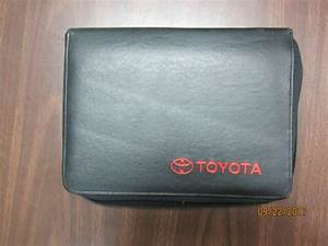 2001 Toyota Highlander Owner Manual Manual Book Books Set