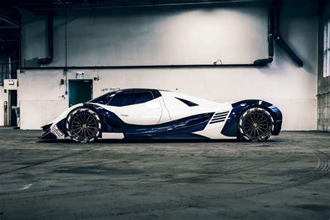 CAR PORN: The Devel Sixteen's 5007 HP Engine is an ...