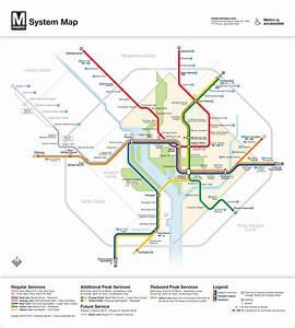 Washington Metro Diagram  My Last Word  U2013 Cameron Booth
