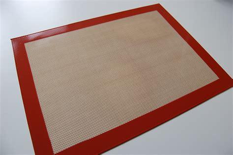 silicone tapis de cuisson 30 cm x 40 cm