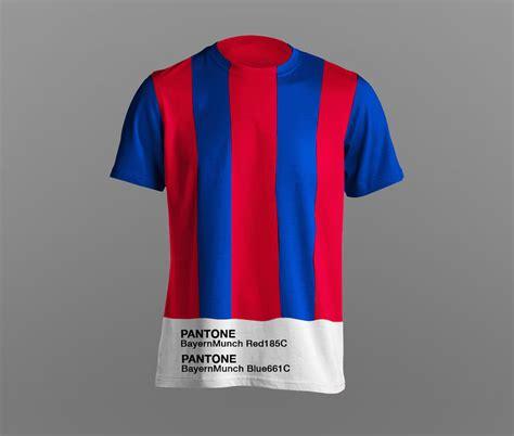 barcelona colors colorful pantone jerseys reimagined for fc barcelona