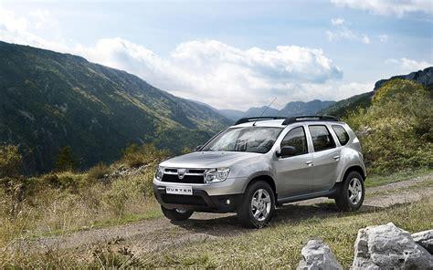 The Sweet Little Dacia Duster Belongs In The Usa
