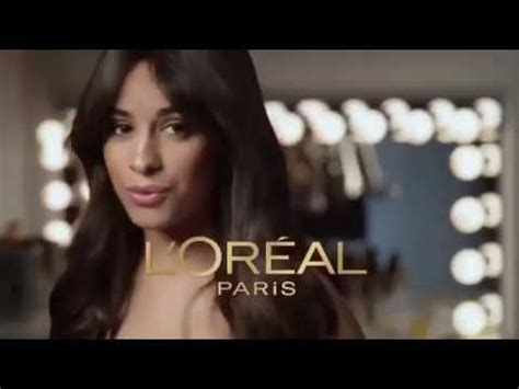 Camila Cabello Commercial Elvive Oreal Paris She Loves