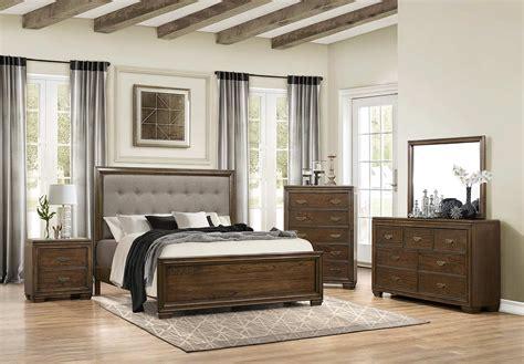 Homelegance Bedroom Set by Homelegance Leavitt Bedroom Set Brown Cherry 1990rf