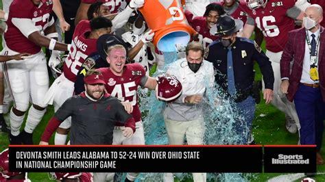alabama  favorite  win   college football