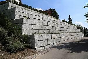 Mauer Bauen Lassen Kosten : schwergewichtsmauer granitquadermauer st tzmauer ~ Frokenaadalensverden.com Haus und Dekorationen