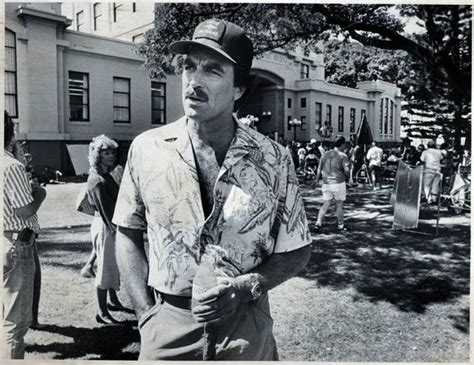 hawaii based action tv series magnum pi  tapped