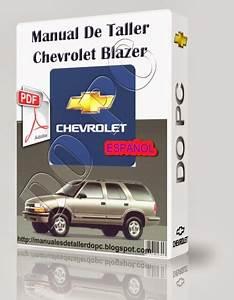 Manual De Taller Chevrolet Blazer