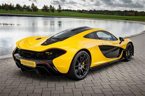 Report: McLaren P1 Hypercar Sold Out