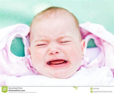 Crying Baby Stock Photo Image 44815066