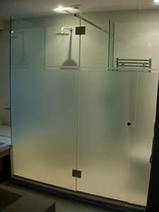 Paroi Douche Verre Sablé : sablart salle de bain ~ Premium-room.com Idées de Décoration