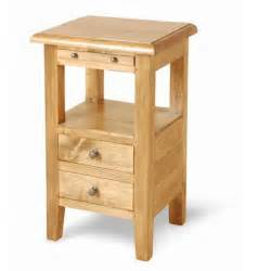 Narrow Kitchen Ideas Uk by Narrow Pine Bedside Table My Rome
