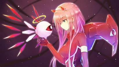 Zero Darling Franxx Anime Fan Tags