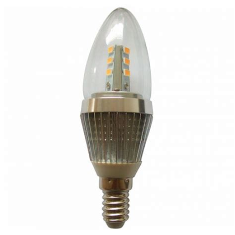 highest watt light bulb led light 7 watt e14 base led candle bulb 60w 60watt