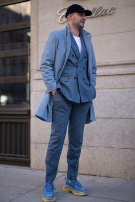 The Street Style Crowd Went Full Monochrome New York
