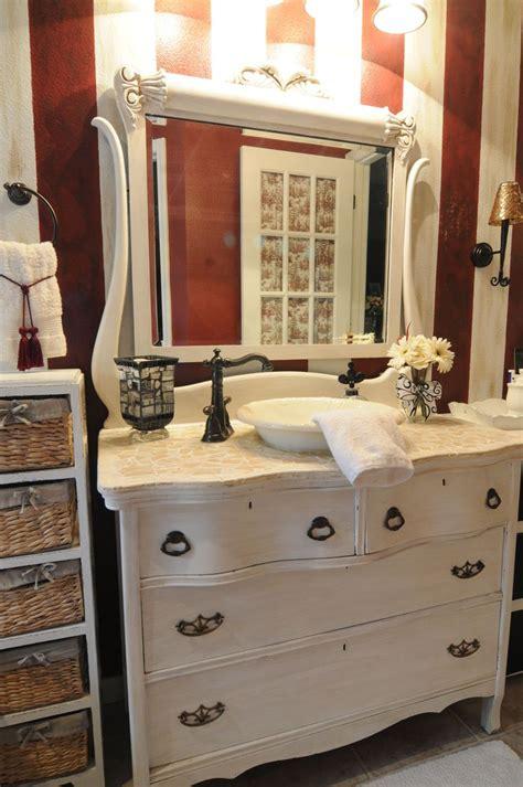 old dressers made into sinks antique dresser made into a bathroom sink nice bathroom