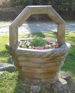 1000+ images about Wooden Planters on Pinterest Gardens
