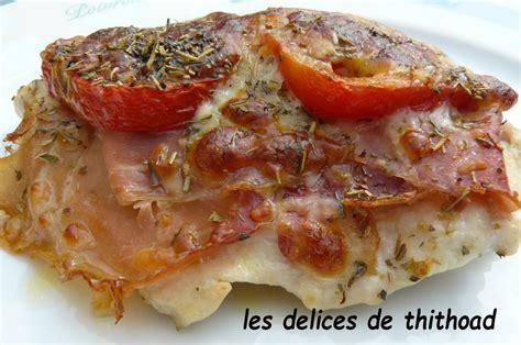cuisiner escalope dinde escalopes de dinde à l 39 italienne à voir