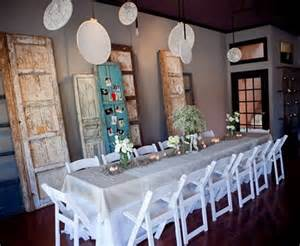 Rustic Bridal Shower Theme