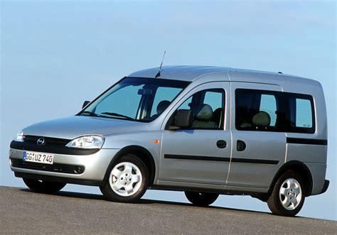 Opel Combo by 2010 Opel Combo Gm Authority