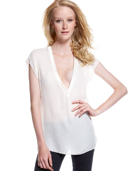 sheer white blouse sheer white blouse fashion ql