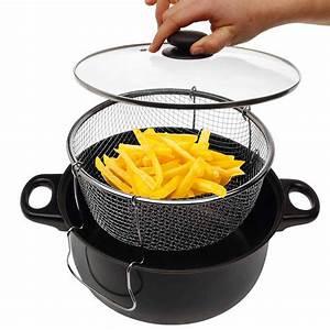 Produit Nettoyant Pour Friteuse : poele friteuse pour plaque vitroc ramique et gaz sauf ~ Premium-room.com Idées de Décoration