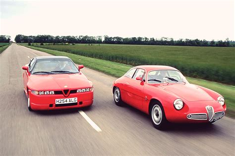 History Of The Alfa Romeo Coupe  Picture Special Autocar