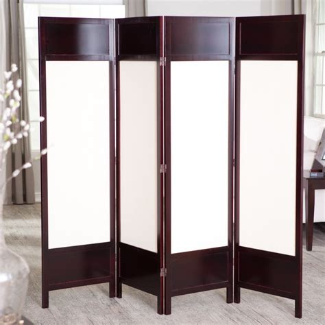 contemporary baby furniture 24 best room dividers screens made from canvas wood