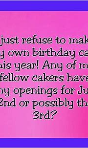 Keep forgetting my birthday is just... - SweetTooth ...