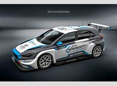 Target Competition Design Hyundai I30 N TCR