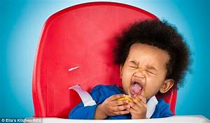 What's YOUR baby's favourite food? Thrill-O-Meter reveals ...