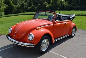 1971 Volkswagen Super Beetle Convertible For Sale On Bat