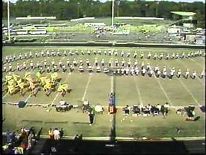 Bartlett High School Band 1992 - YouTube
