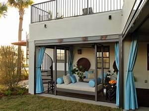 Rideau Exterieur Pour Terrasse : rideau exterieur pour terrasse rideau d ext rieur les ~ Farleysfitness.com Idées de Décoration