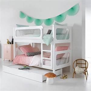 Lits Superposés La Redoute : lits superpos s pilha am pm la redoute kids ~ Melissatoandfro.com Idées de Décoration