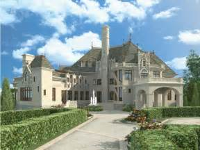 chateau home plans eplans chateau house plan a majestic storybook castle 7394 square and 3 bedrooms from