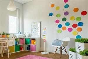 Ideen Für Kinderzimmer Wandgestaltung : kinderzimmer wandgestaltung so h bscht ihr eure w nde ~ Lizthompson.info Haus und Dekorationen