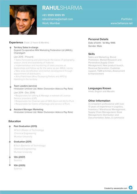resume format sample diplomatic regatta