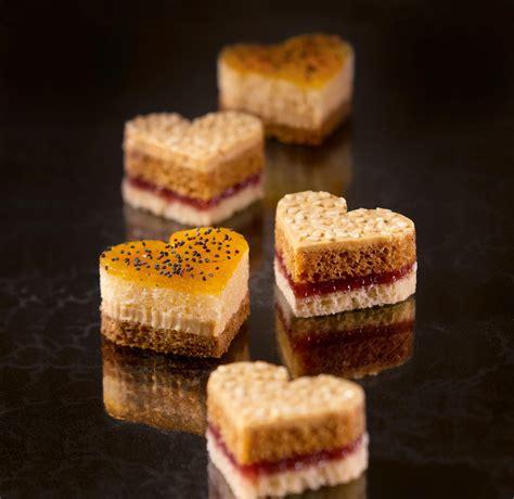 photos canapé foie gras recette
