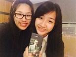 方文琳16歲女兒薇薇 超級校花級天菜