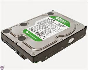Computer Hard Disk Storage Device