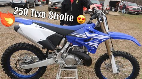 from the showroom to the track brand new 2018 yz 250 youtube