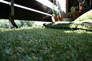 Gazon Synthétique Saint Maclou : comment poser du gazon synth tique sur un balcon blog ~ Dailycaller-alerts.com Idées de Décoration