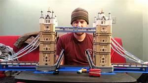 Lego Tower Bridge : lego tower bridge set 10214 review youtube ~ Jslefanu.com Haus und Dekorationen